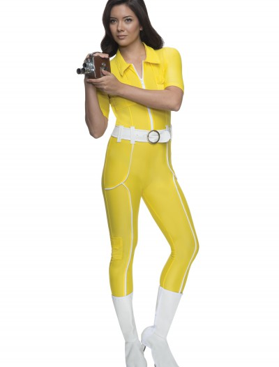 TMNT Women's April O'Neil Costume, halloween costume (TMNT Women's April O'Neil Costume)