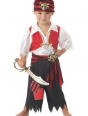 Toddler Ahoy Matey Pirate Costume, halloween costume (Toddler Ahoy Matey Pirate Costume)