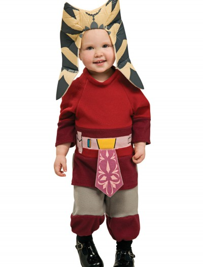 Toddler Ahsoka Costume, halloween costume (Toddler Ahsoka Costume)