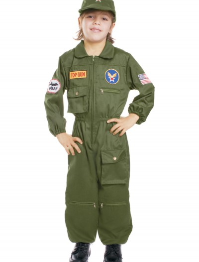Toddler Airforce Pilot Costume, halloween costume (Toddler Airforce Pilot Costume)