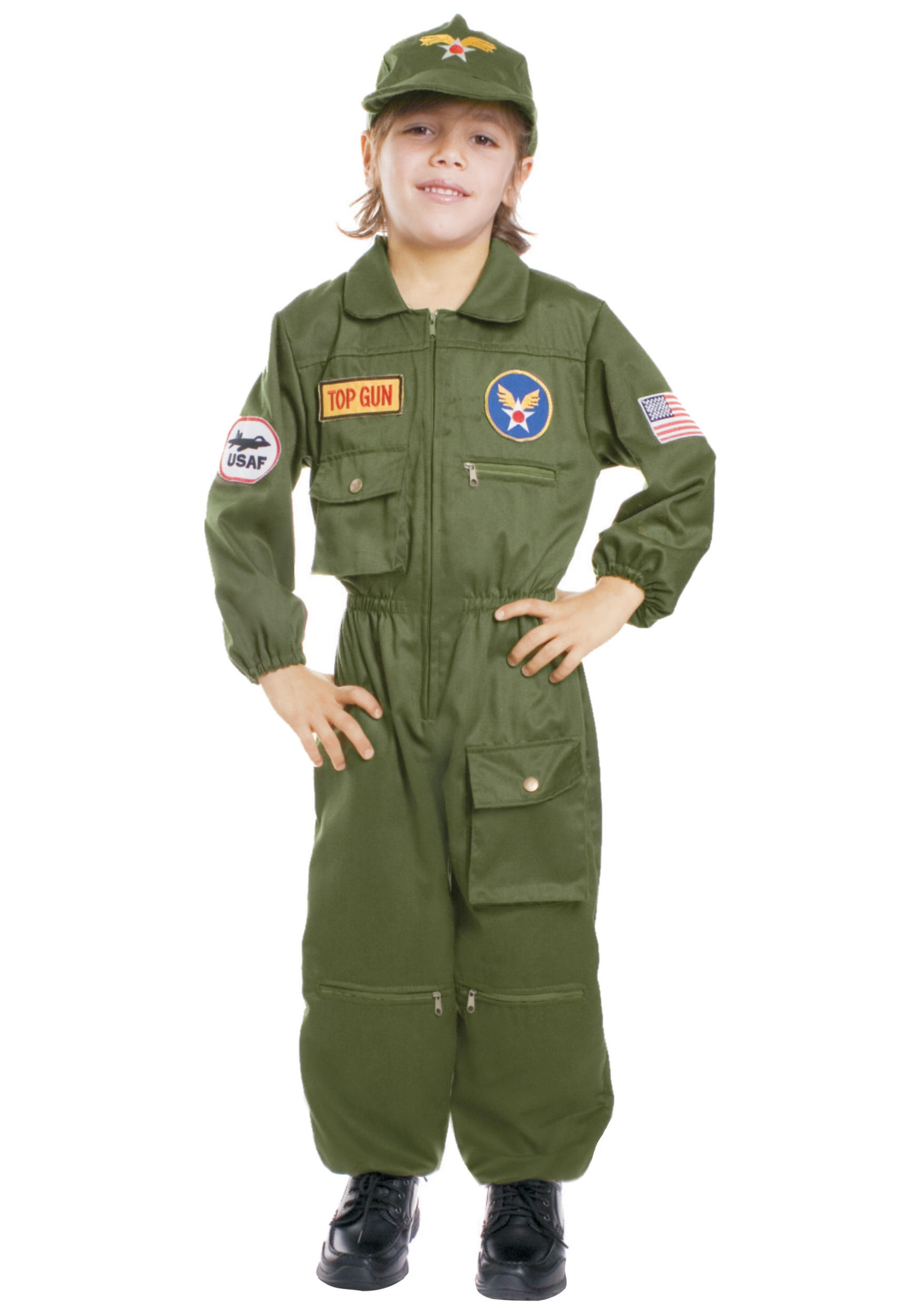 Toddler Airforce Pilot Costume - Halloween Costumes 1ac8adafe10