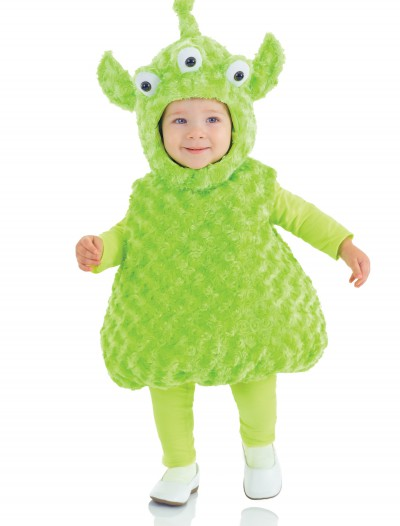 Toddler Alien Costume, halloween costume (Toddler Alien Costume)