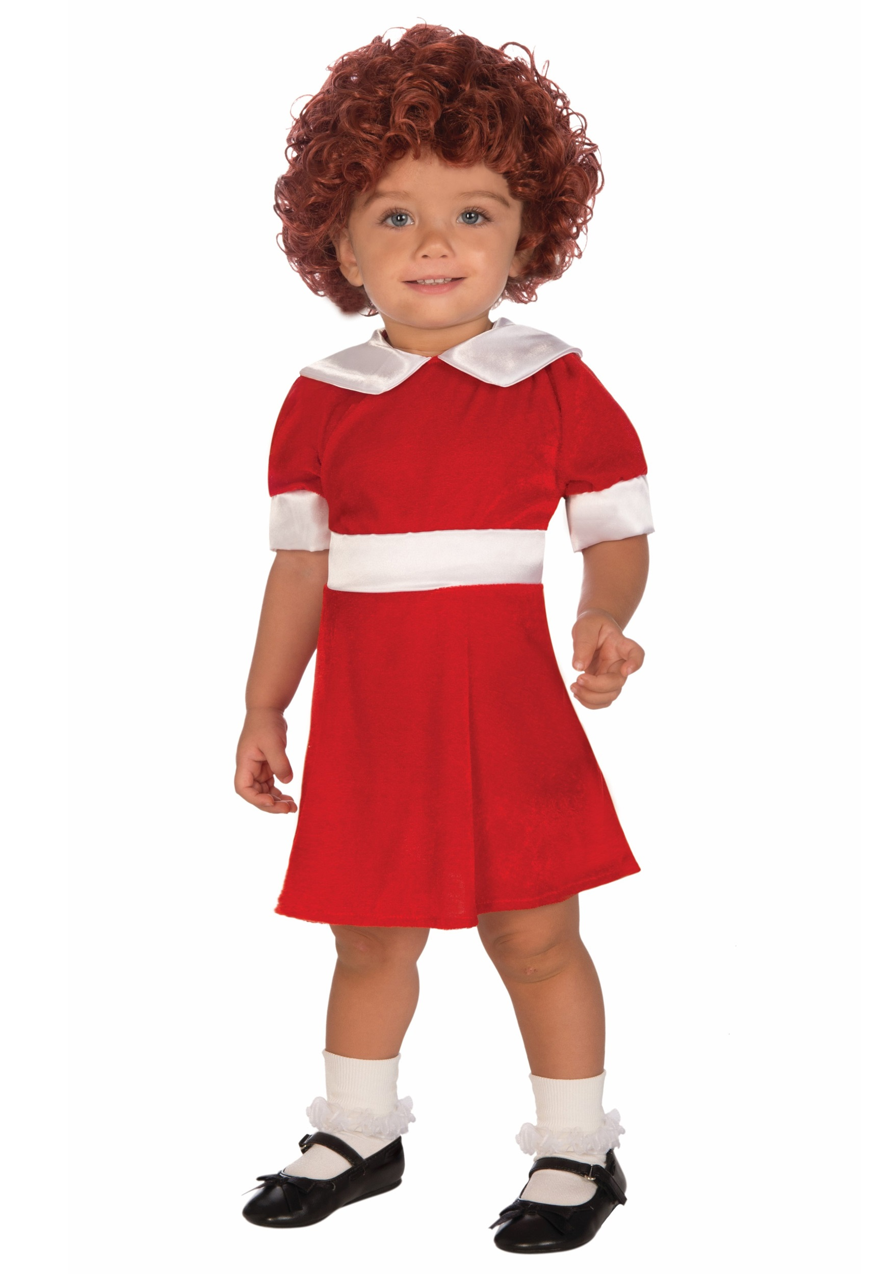 Toddler Annie Costume - Halloween Costumes