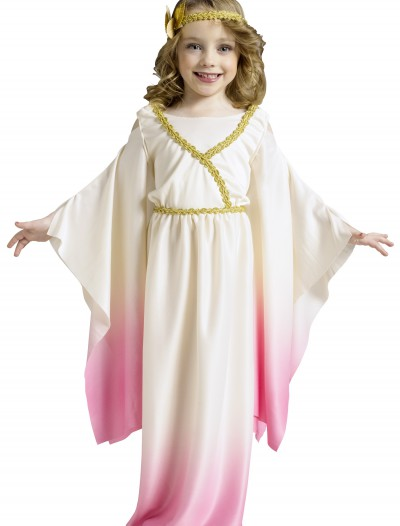 Toddler Athena Goddess Costume, halloween costume (Toddler Athena Goddess Costume)