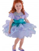 Toddler Ballerina Ariel Costume, halloween costume (Toddler Ballerina Ariel Costume)