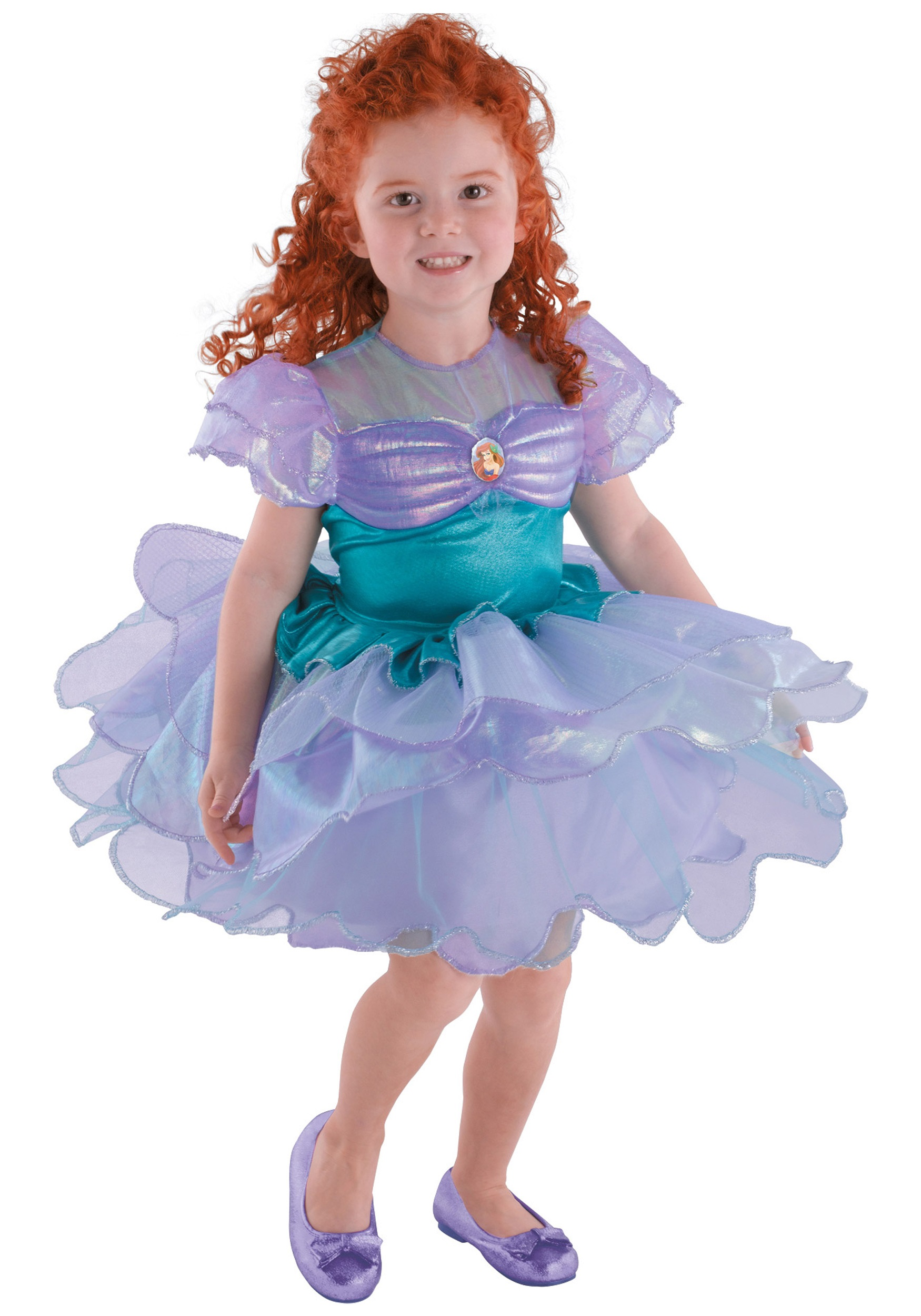 toddler ballerina ariel costume - halloween costumes
