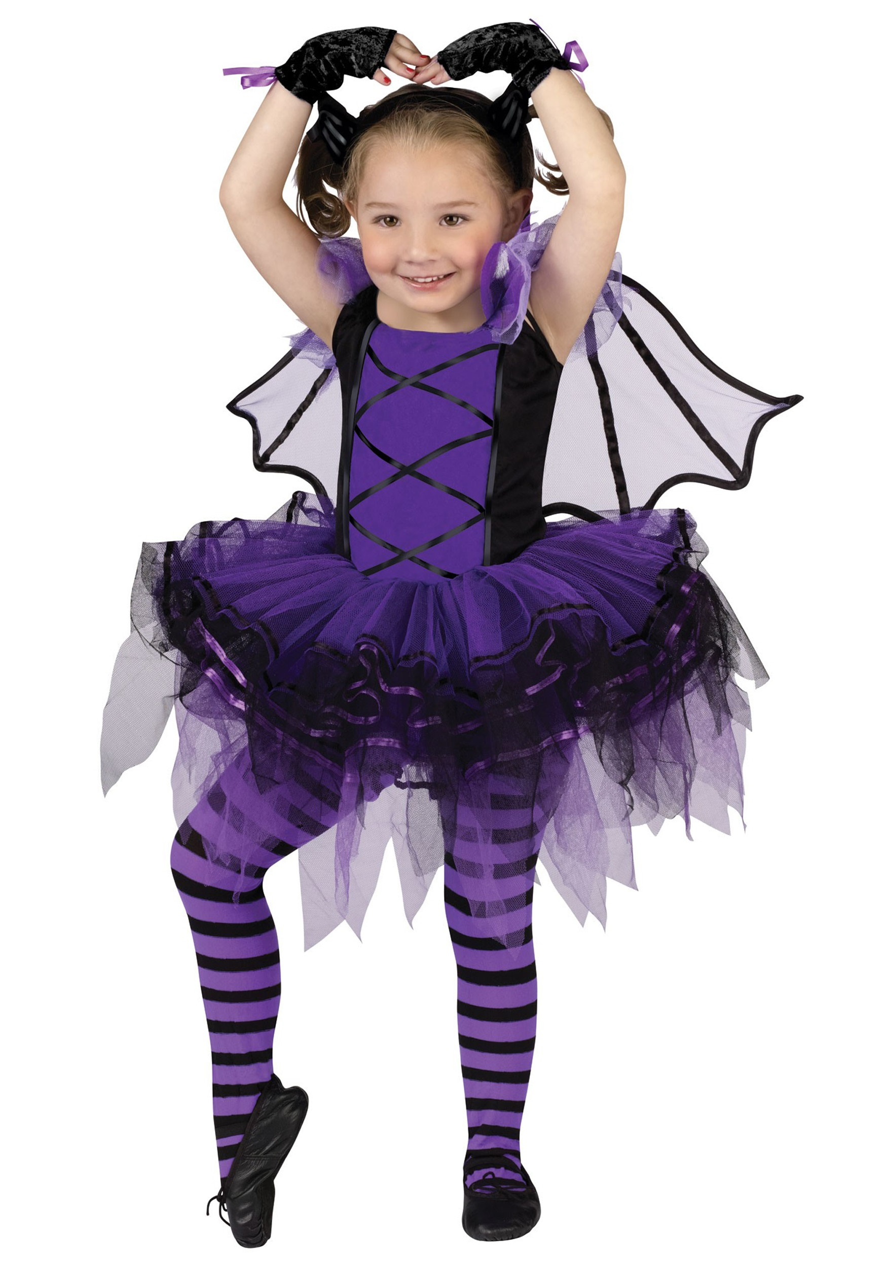 Toddler Batarina Costume  sc 1 st  Halloween Costumes & Toddler Batarina Costume - Halloween Costumes