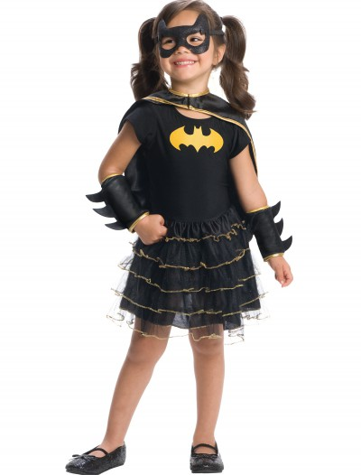 Toddler Batgirl Tutu Set, halloween costume (Toddler Batgirl Tutu Set)