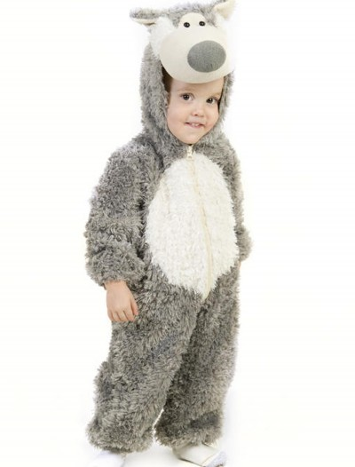 Toddler Big Bad Wolf Costume, halloween costume (Toddler Big Bad Wolf Costume)