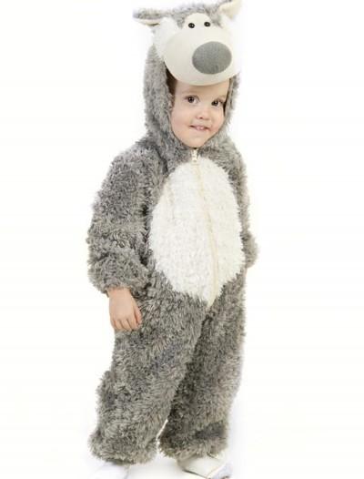 Toddler Big Bad Wolf Costume, halloween costume (Toddler Big Bad Wolf Costume)
