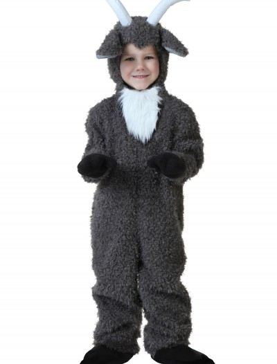 Toddler Billy Goat Costume, halloween costume (Toddler Billy Goat Costume)