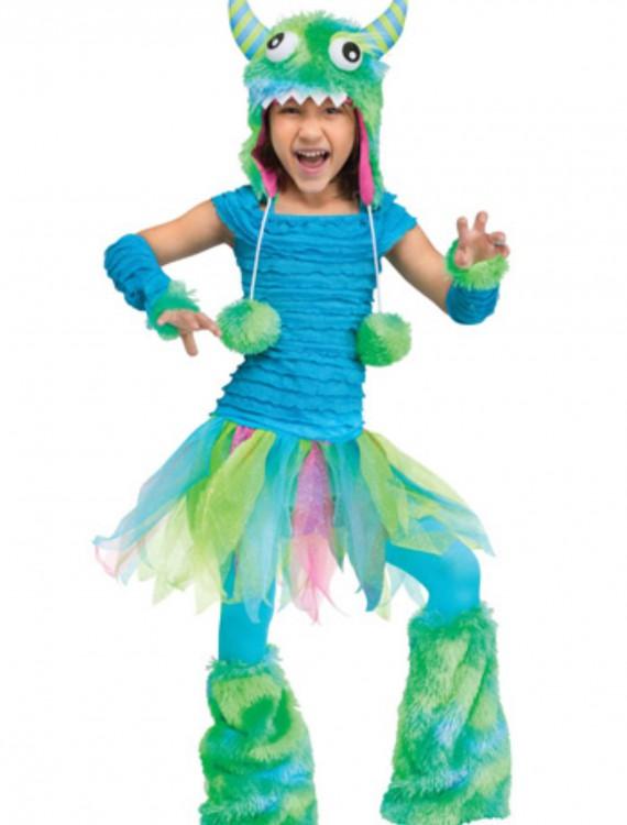 Toddler Blue Beastie Costume, halloween costume (Toddler Blue Beastie Costume)