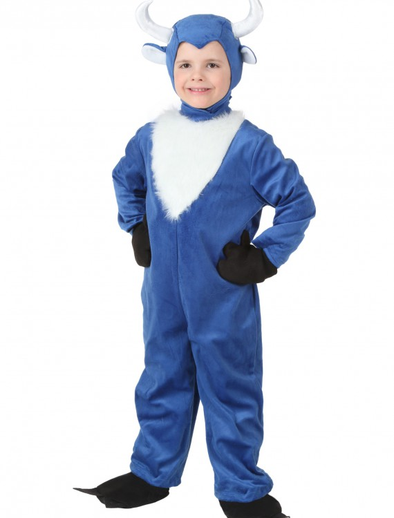 Toddler Blue Ox Costume, halloween costume (Toddler Blue Ox Costume)