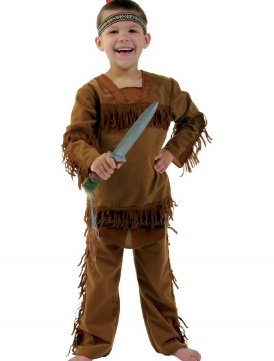 Toddler Boy Indian Costume, halloween costume (Toddler Boy Indian Costume)