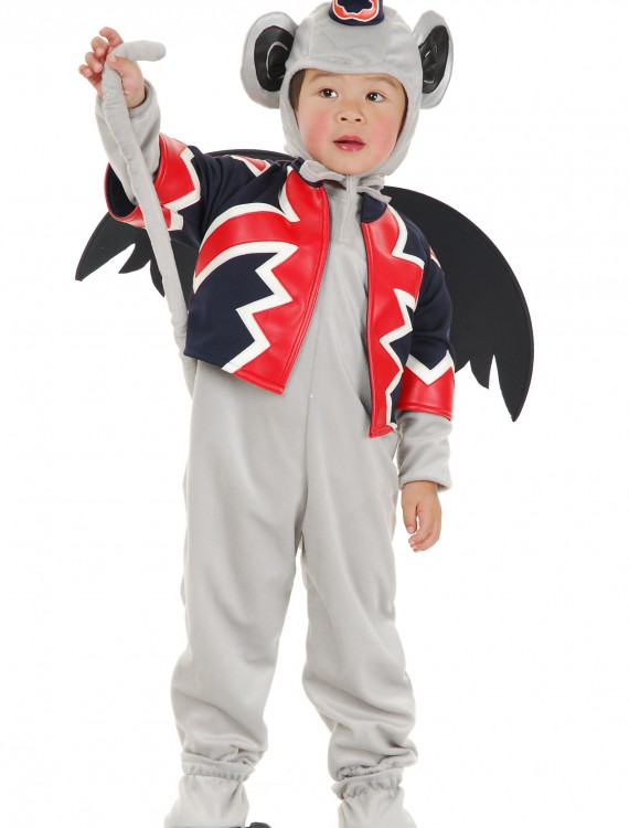 Toddler Boys Winged Monkey Costume, halloween costume (Toddler Boys Winged Monkey Costume)