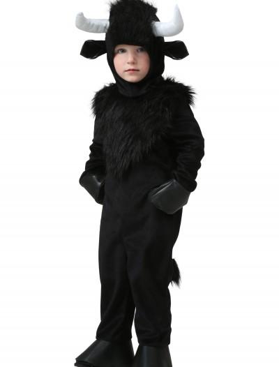 Toddler Bull Costume, halloween costume (Toddler Bull Costume)