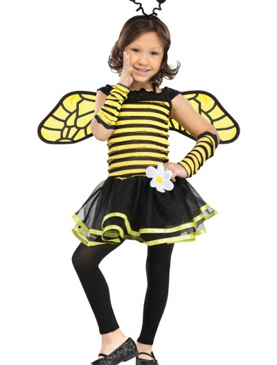 Toddler Busy Bee Costume, halloween costume (Toddler Busy Bee Costume)
