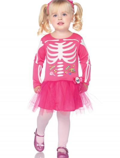 Toddler Candy Skeleton Costume, halloween costume (Toddler Candy Skeleton Costume)