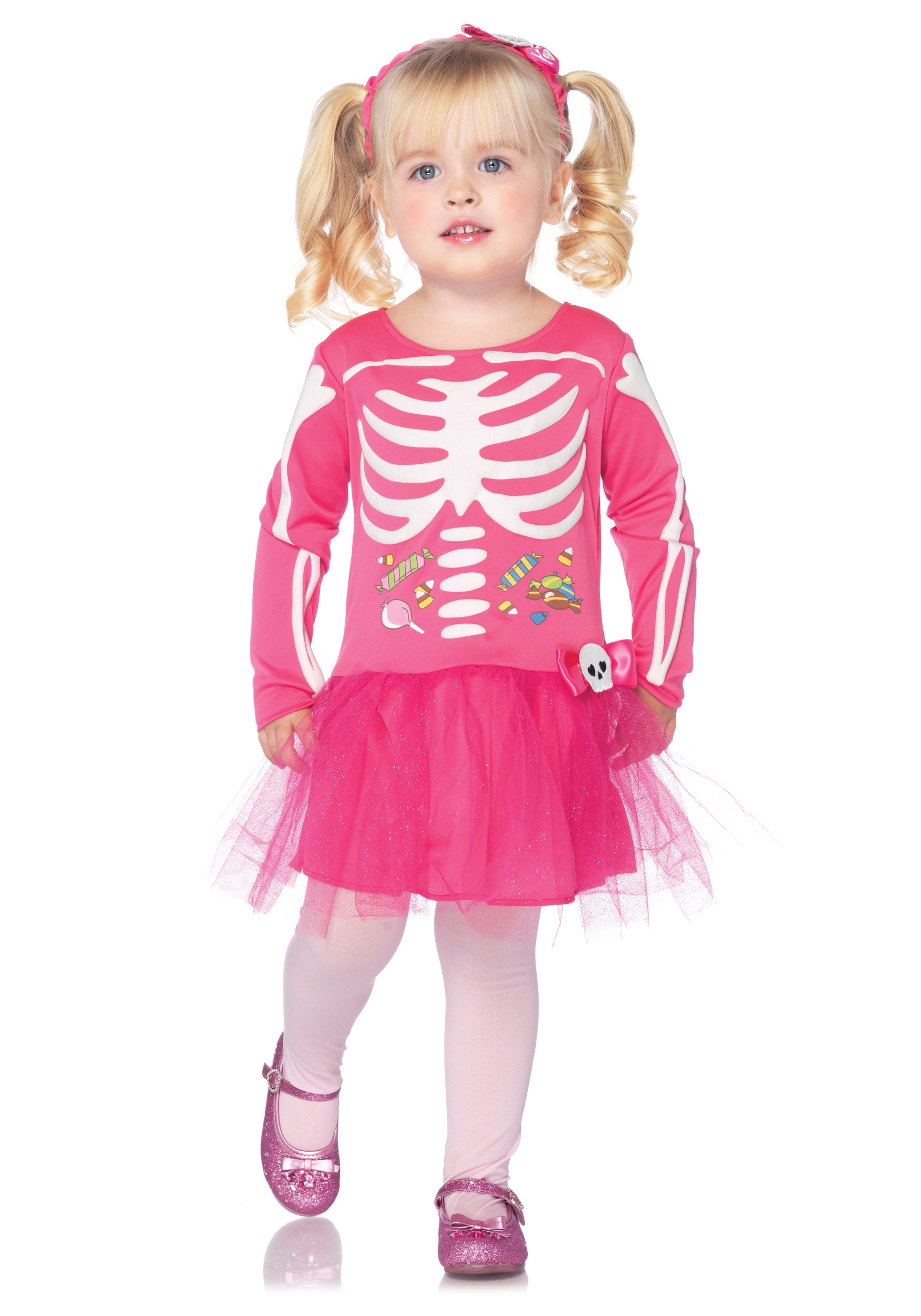 Toddler Candy Skeleton Costume  sc 1 st  Halloween Costumes & Toddler Candy Skeleton Costume - Halloween Costumes