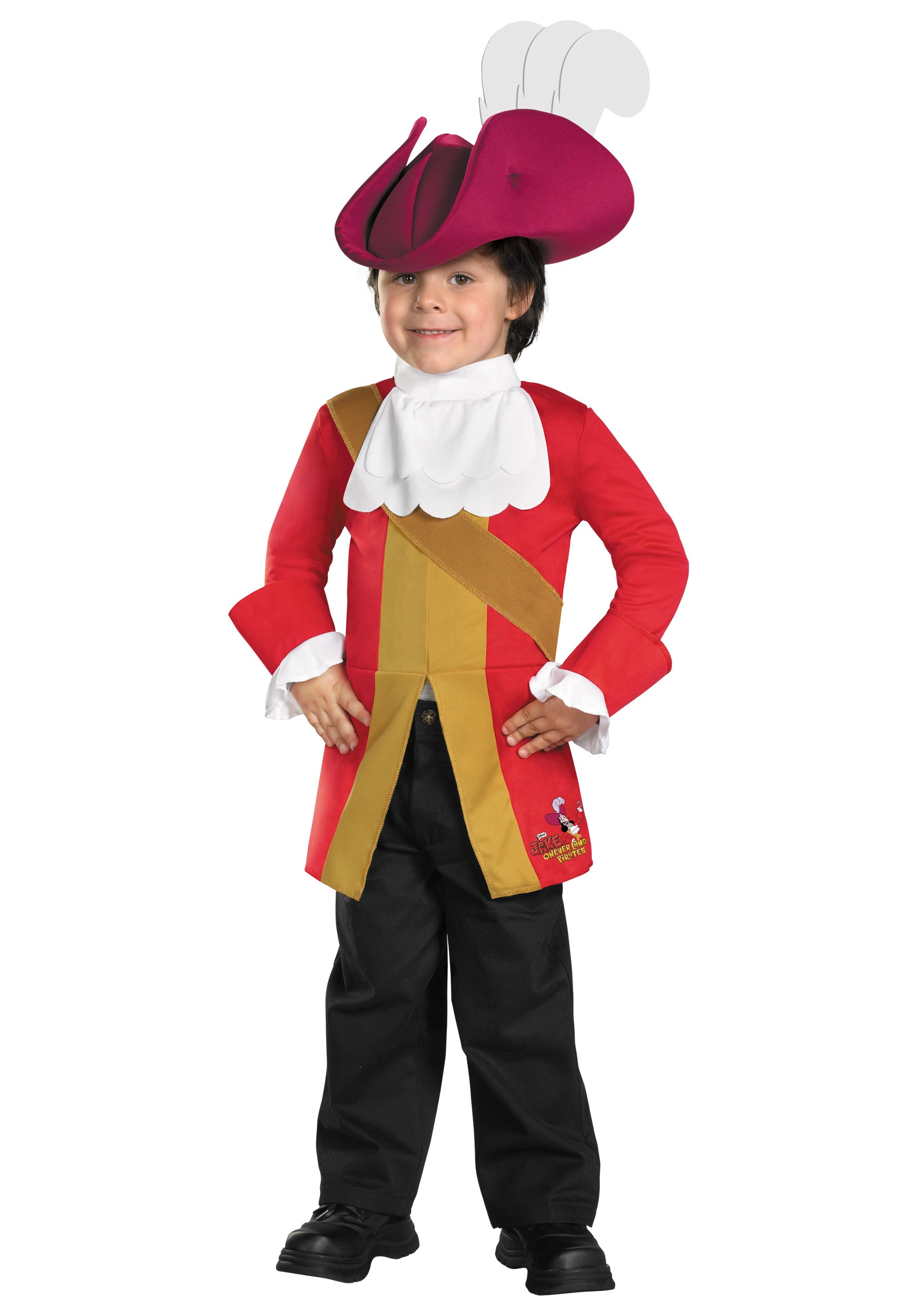 Toddler Captain Hook Classic Costume  sc 1 st  Halloween Costumes & Toddler Captain Hook Classic Costume - Halloween Costumes