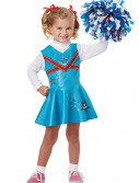 Toddler Cheerleader Costume, halloween costume (Toddler Cheerleader Costume)