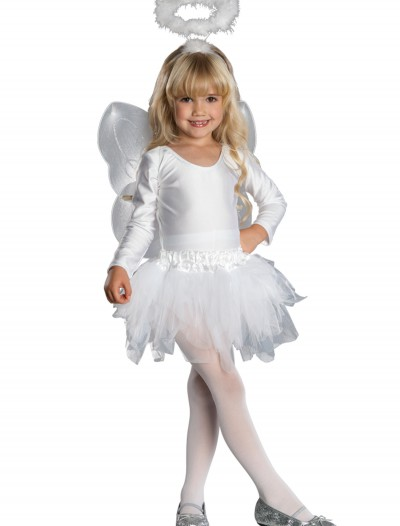 Toddler / Child Angel Costume, halloween costume (Toddler / Child Angel Costume)