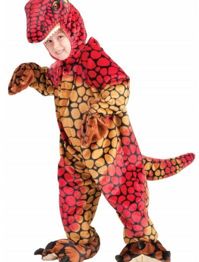 Toddler / Child Plush Raptor Costume, halloween costume (Toddler / Child Plush Raptor Costume)