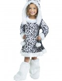 Toddler/Child Snow Leopard Costume, halloween costume (Toddler/Child Snow Leopard Costume)