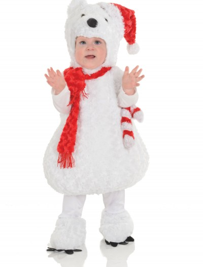 Toddler Christmas Polar Bear Costume, halloween costume (Toddler Christmas Polar Bear Costume)