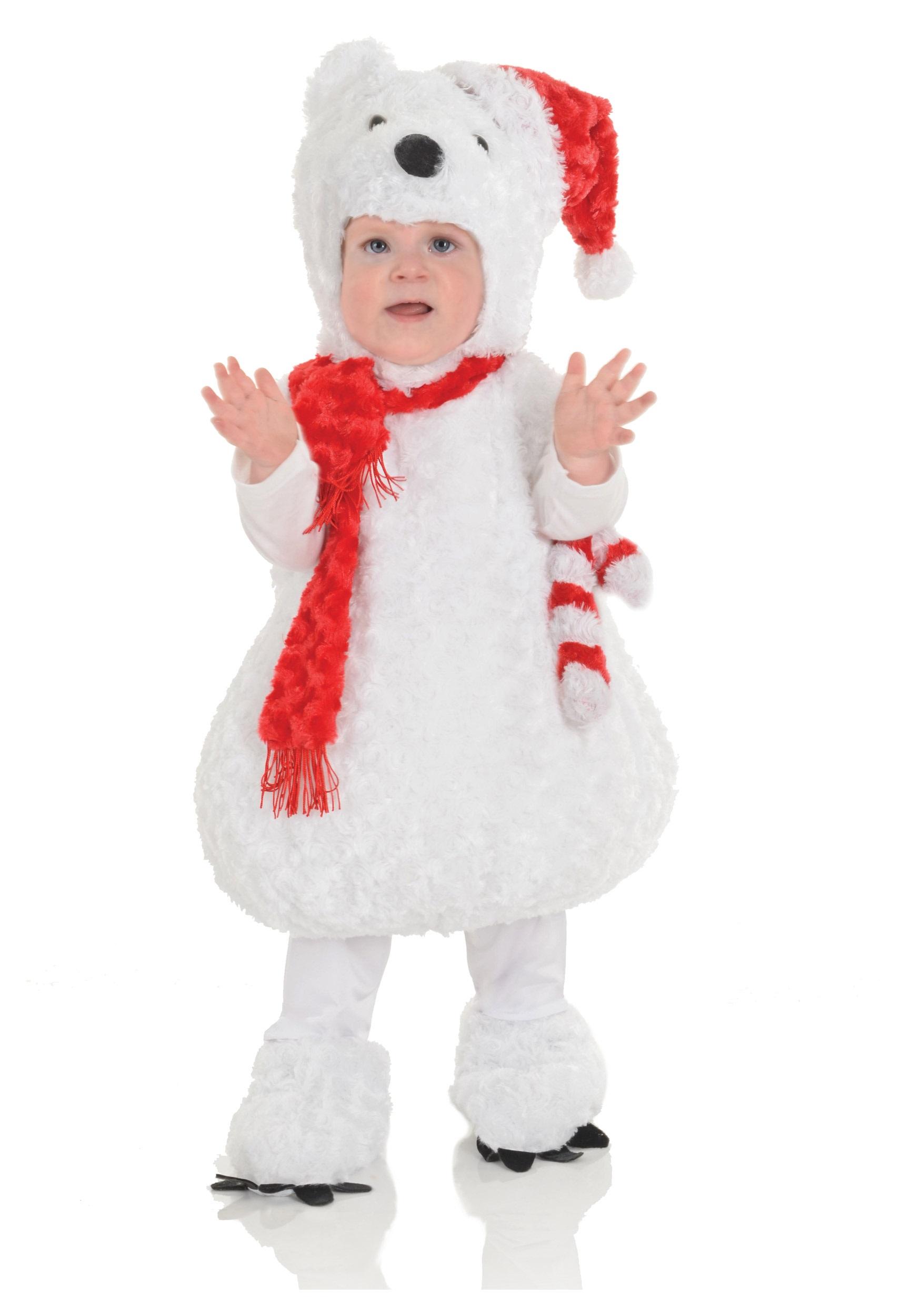 Toddler Christmas Polar Bear Costume  sc 1 st  Halloween Costumes & Toddler Christmas Polar Bear Costume - Halloween Costumes