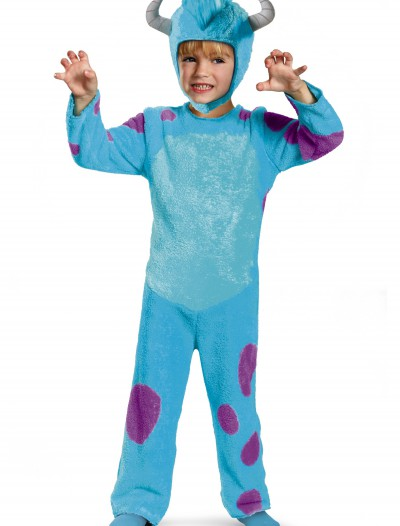 Toddler Classic Sulley Costume, halloween costume (Toddler Classic Sulley Costume)