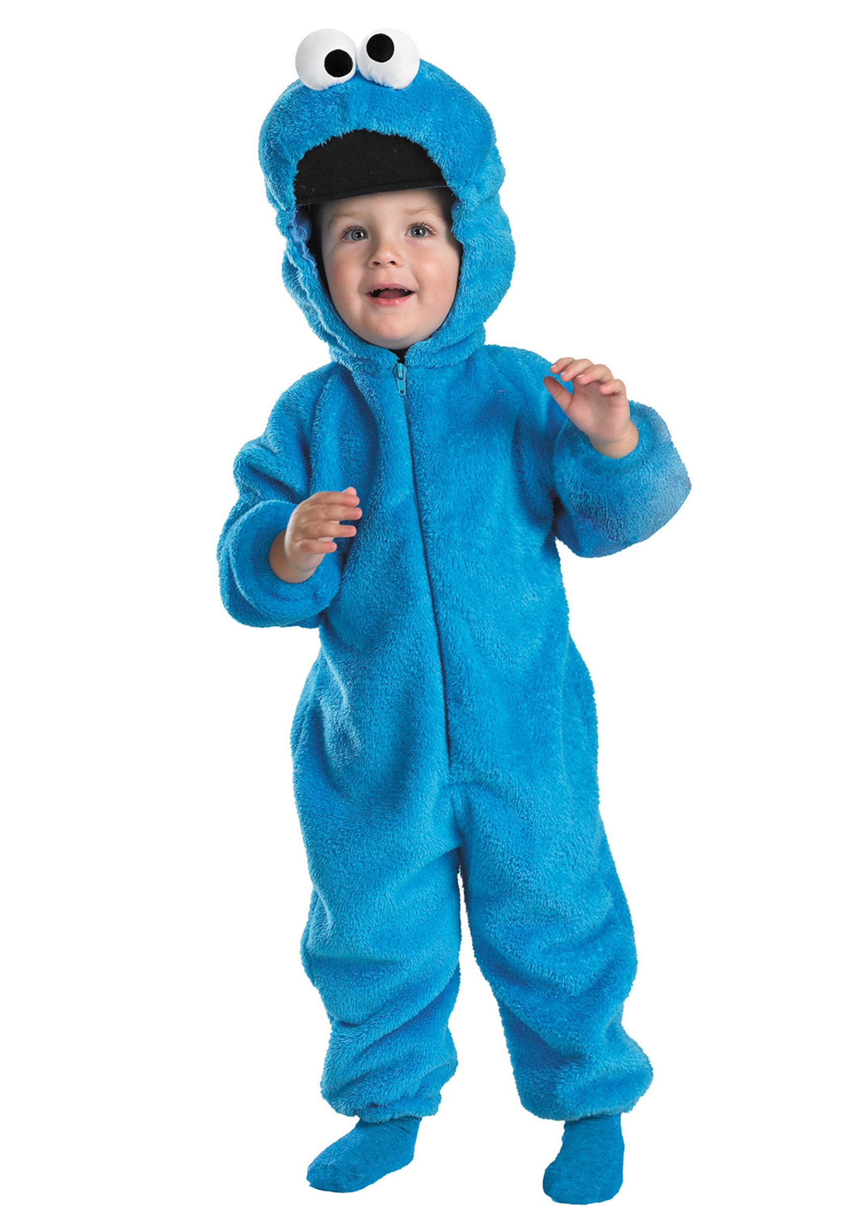 Toddler Cookie Monster Costume  sc 1 st  Halloween Costumes & Toddler Cookie Monster Costume - Halloween Costumes