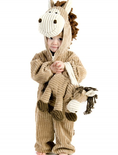 Toddler Corduroy Horse Costume, halloween costume (Toddler Corduroy Horse Costume)