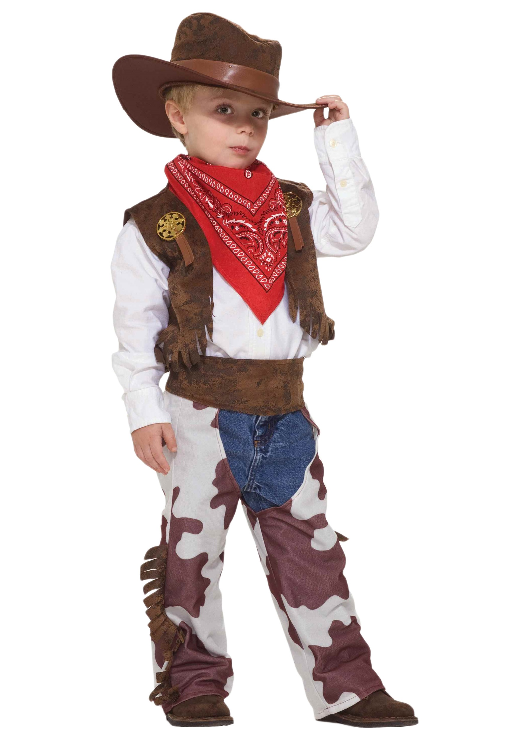 Toddler Cowboy Costume  sc 1 st  Halloween Costumes & Toddler Cowboy Costume - Halloween Costumes