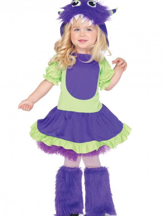 Toddler Cuddle Monster Costume, halloween costume (Toddler Cuddle Monster Costume)