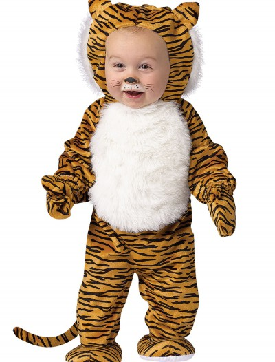 Toddler Cuddly Tiger Costume, halloween costume (Toddler Cuddly Tiger Costume)
