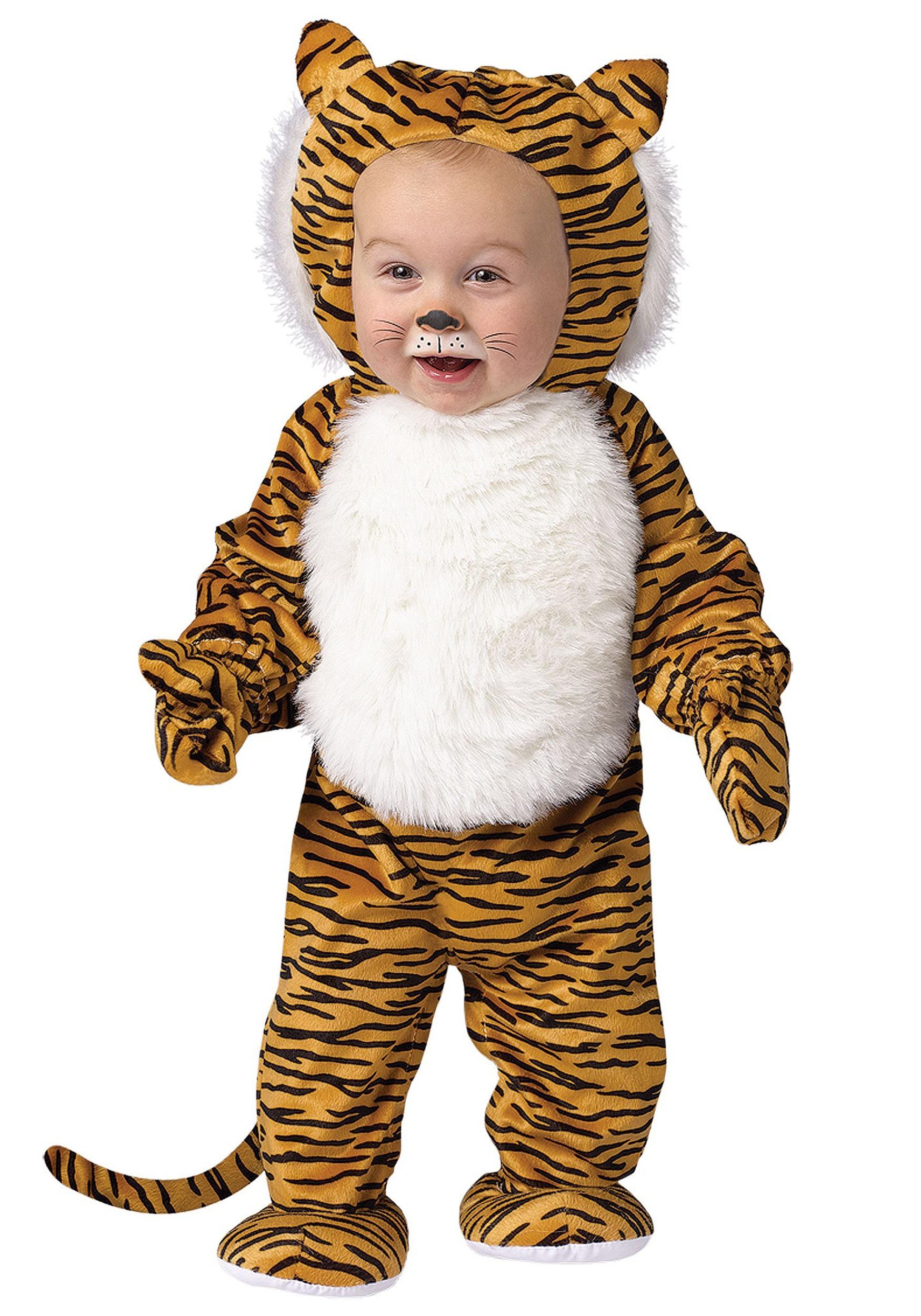 Toddler Cuddly Tiger Costume  sc 1 st  Halloween Costumes & Toddler Cuddly Tiger Costume - Halloween Costumes