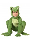 Toddler Deluxe Frog Costume, halloween costume (Toddler Deluxe Frog Costume)