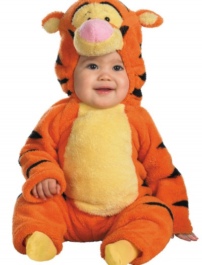 Toddler Deluxe Tigger Costume, halloween costume (Toddler Deluxe Tigger Costume)