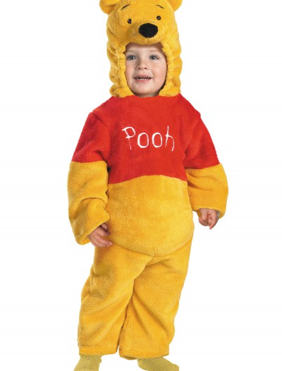Toddler Deluxe Winnie the Pooh Costume, halloween costume (Toddler Deluxe Winnie the Pooh Costume)