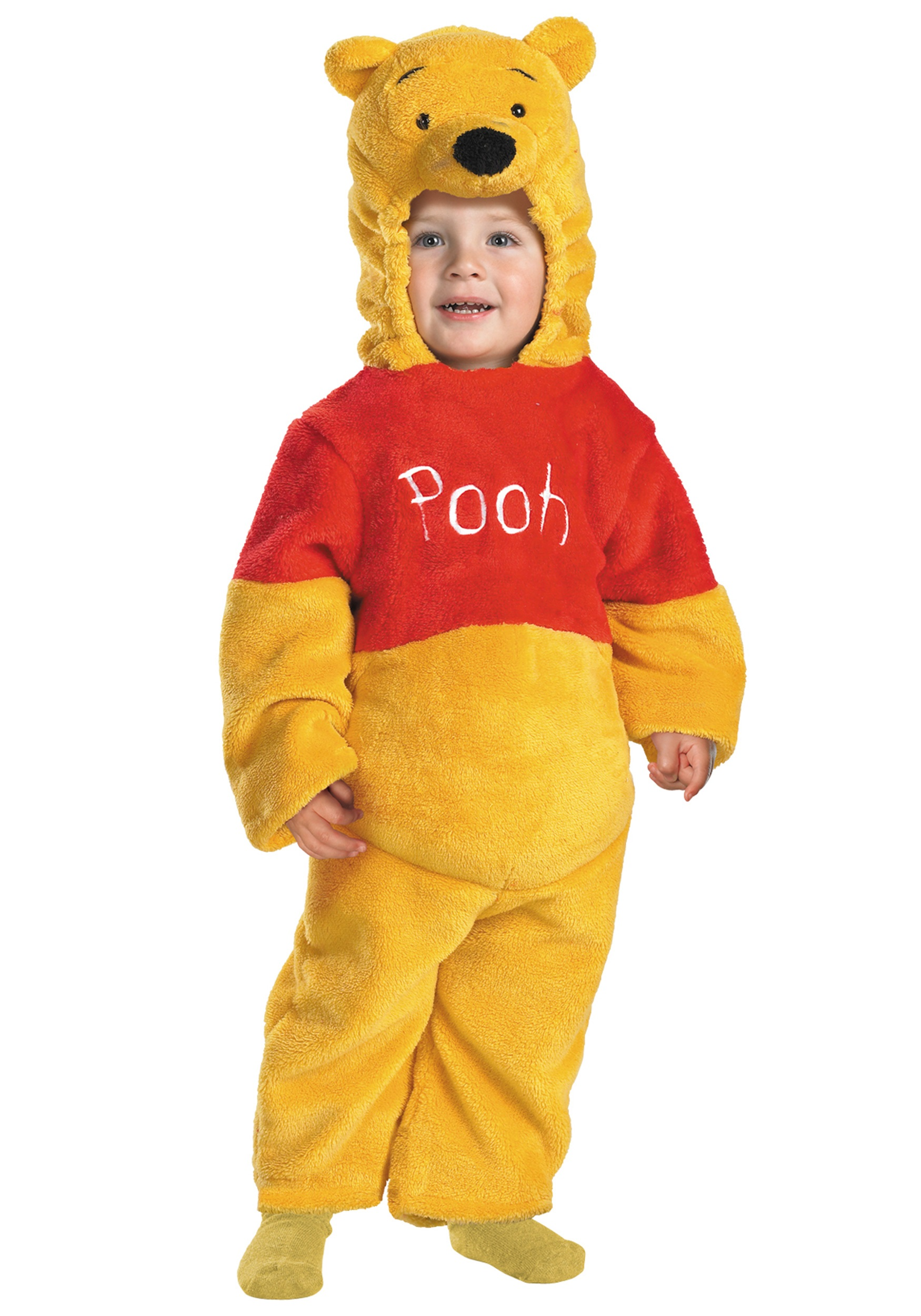 Toddler Deluxe Winnie The Pooh Costume Halloween Costumes