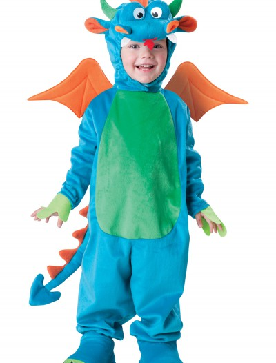 Toddler Dinky Dragon Costume, halloween costume (Toddler Dinky Dragon Costume)