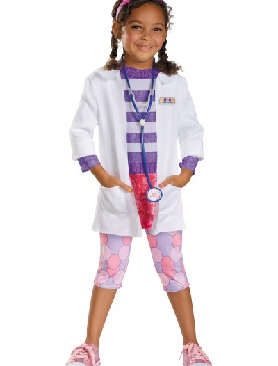 Toddler Doc McStuffins Deluxe Costume, halloween costume (Toddler Doc McStuffins Deluxe Costume)