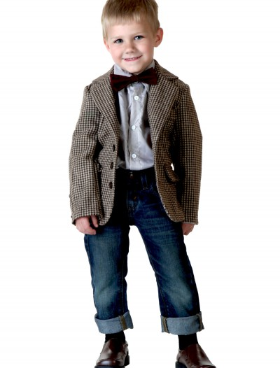 Toddler Doctor Professor Costume, halloween costume (Toddler Doctor Professor Costume)