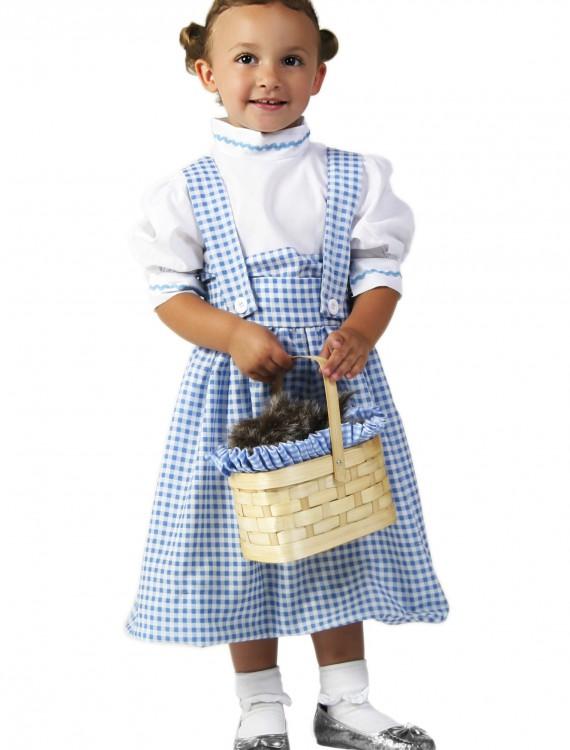 Toddler Kansas Girl Dress, halloween costume (Toddler Kansas Girl Dress)