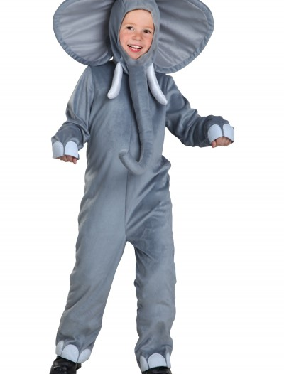 Toddler Lil Elephant Costume, halloween costume (Toddler Lil Elephant Costume)