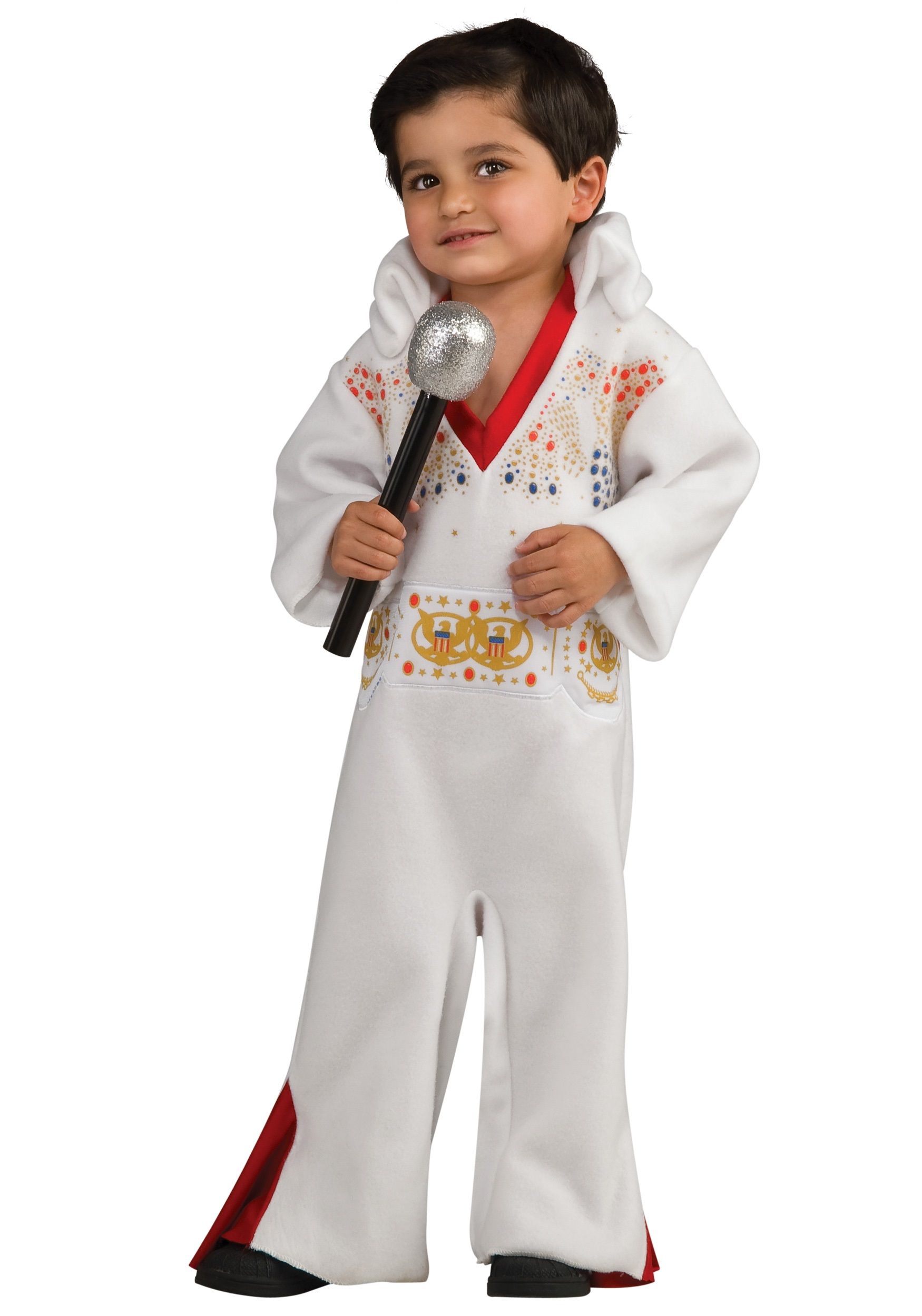 Toddler Elvis Costume Romper  sc 1 st  Halloween Costumes & Toddler Elvis Costume Romper - Halloween Costumes