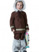 Toddler Eskimo Boy Costume, halloween costume (Toddler Eskimo Boy Costume)