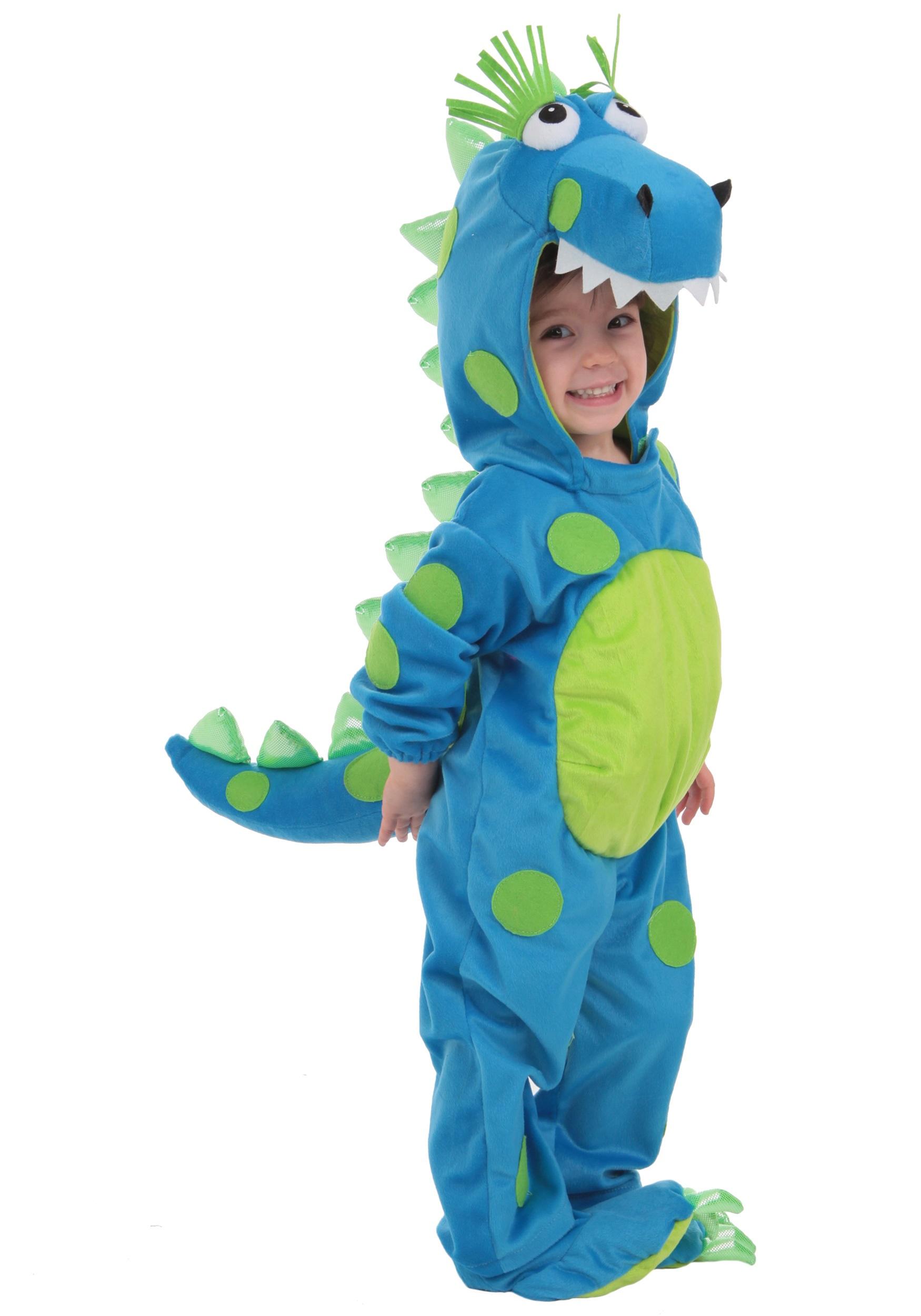 toddler everett the dragon costume
