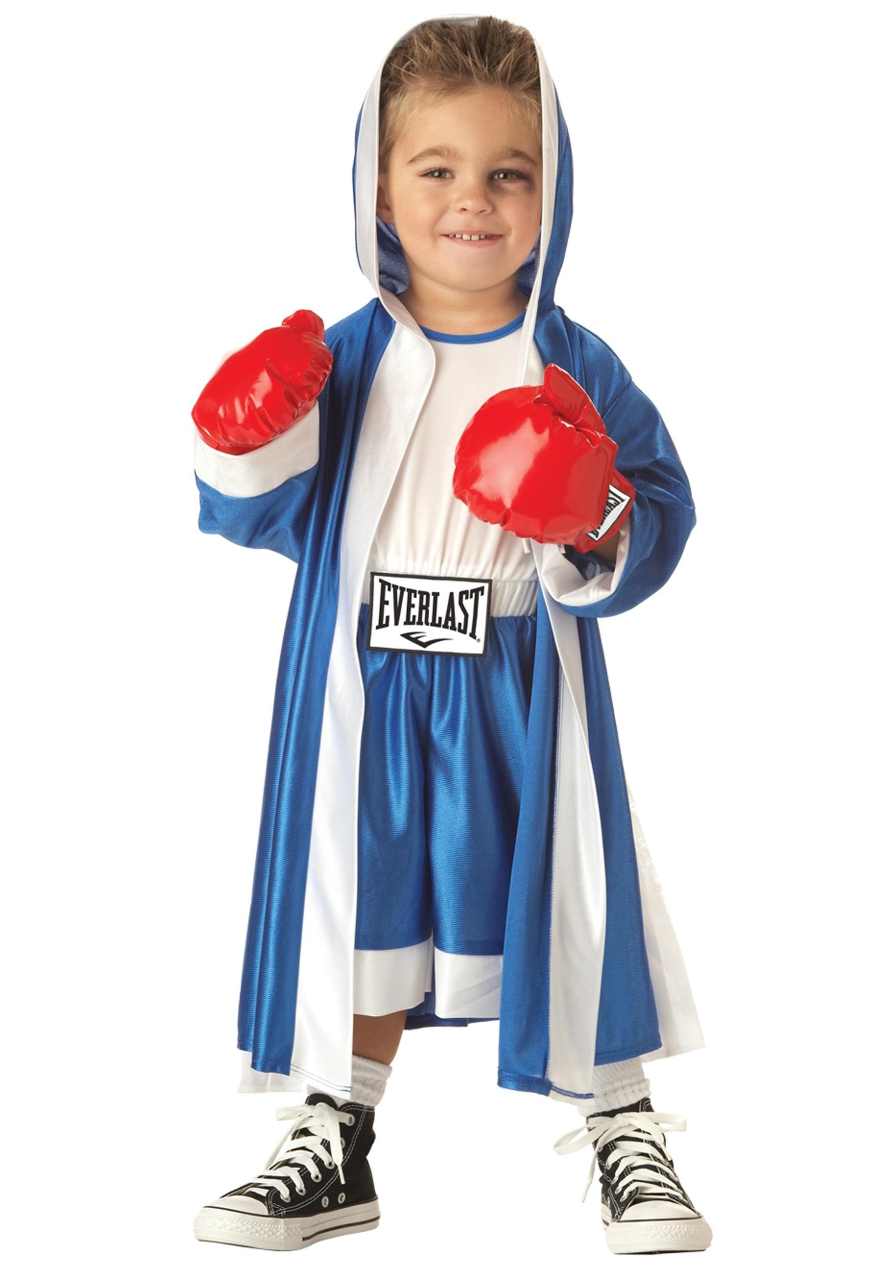 Toddler Everlast Boxer Costume  sc 1 st  Halloween Costumes & Toddler Everlast Boxer Costume - Halloween Costumes